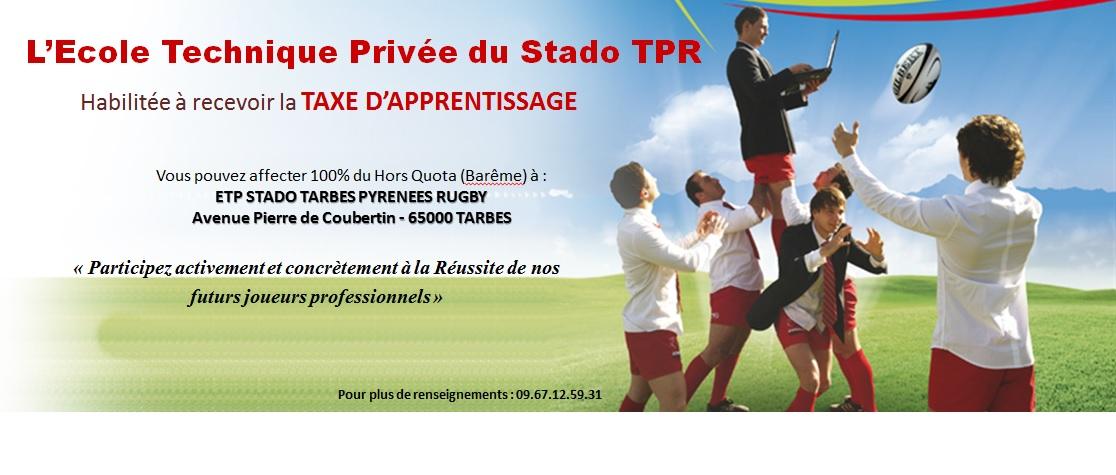 ASSOCIATION STADO TPR  154910taxe-apprentissage-fb
